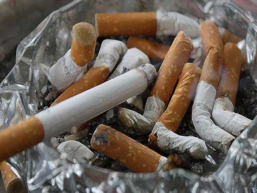 Harmful effects of smoking on our health